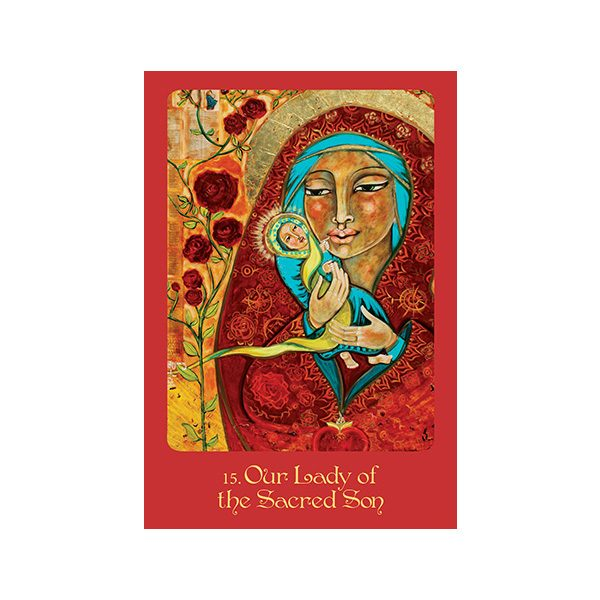 Mother Mary Oracle 1