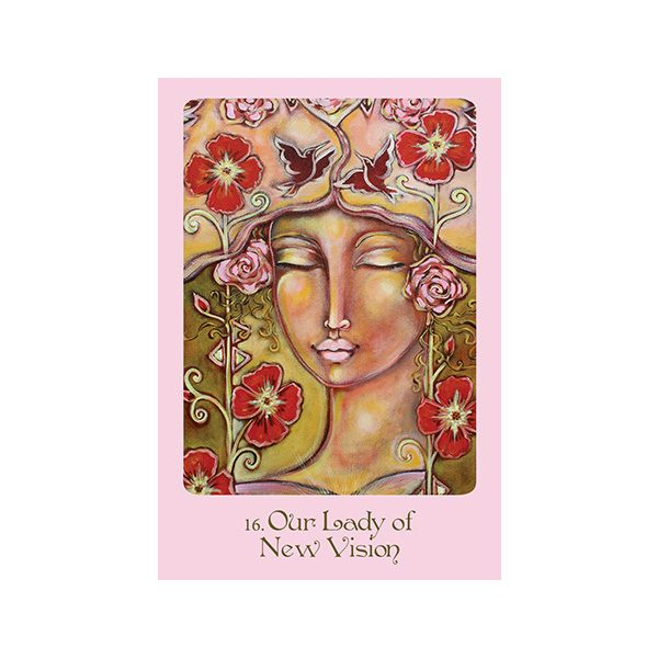 Mother Mary Oracle 3
