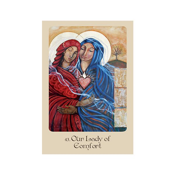 Mother Mary Oracle 4