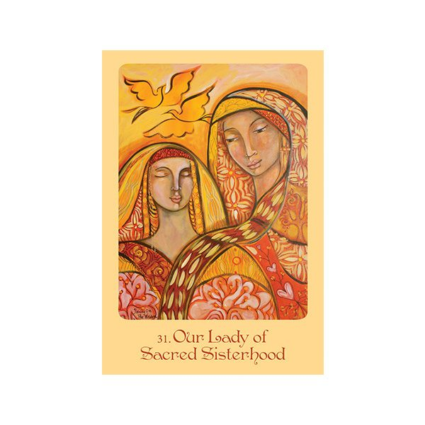 Mother Mary Oracle 5
