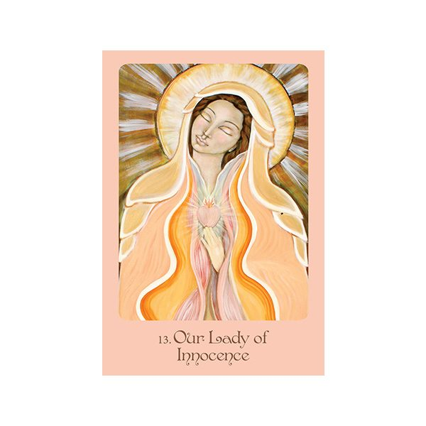 Mother Mary Oracle 6