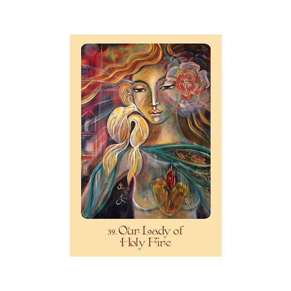 Mother Mary Oracle 7