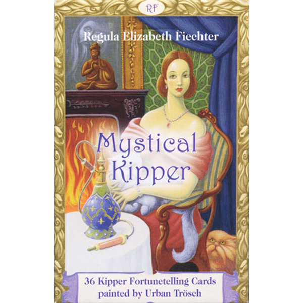 Mystical Kipper Fortune Telling Cards 12
