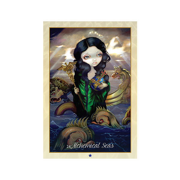 Myths & Mermaids Oracle of Water 2