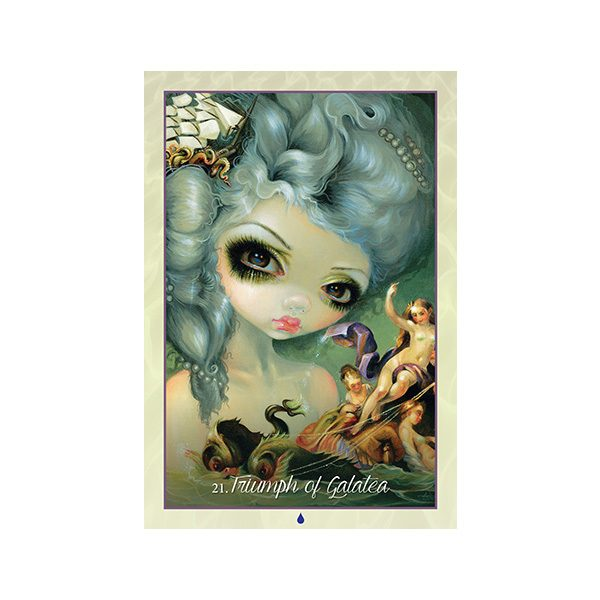 Myths & Mermaids Oracle of Water 6