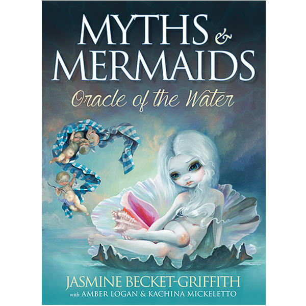 Myths & Mermaids Oracle of Water 5