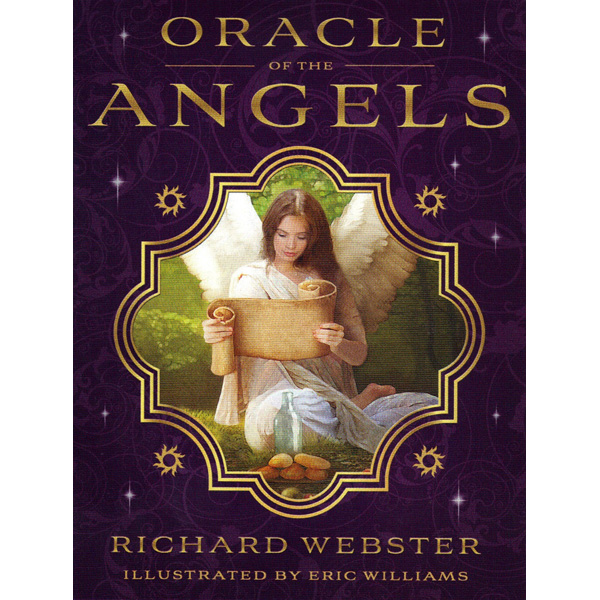 Oracle of Angels (Llewellyn) 38