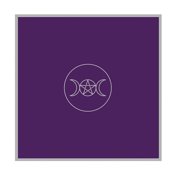 Khăn Trải Bài Tarot Pagan Circle 17