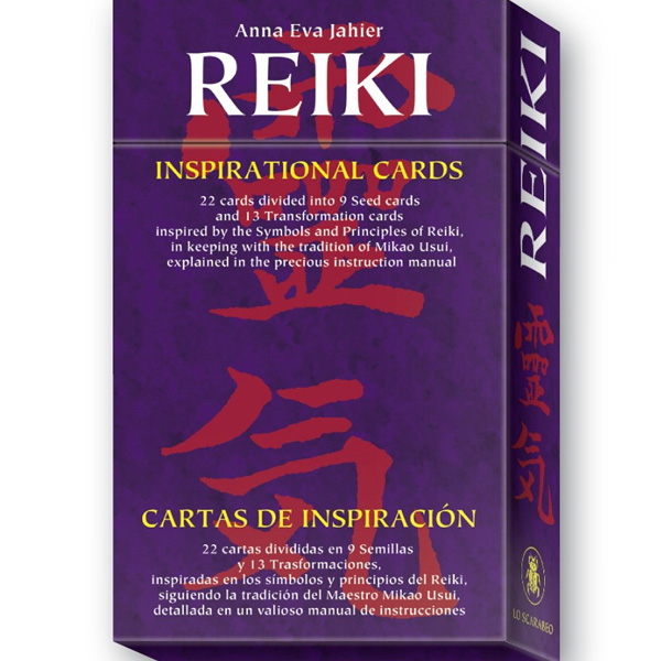 Reiki Inspirational Cards 24