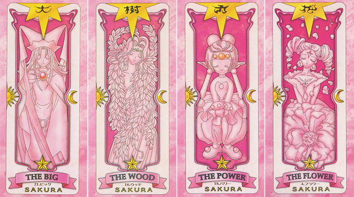 Sakura Cards 1