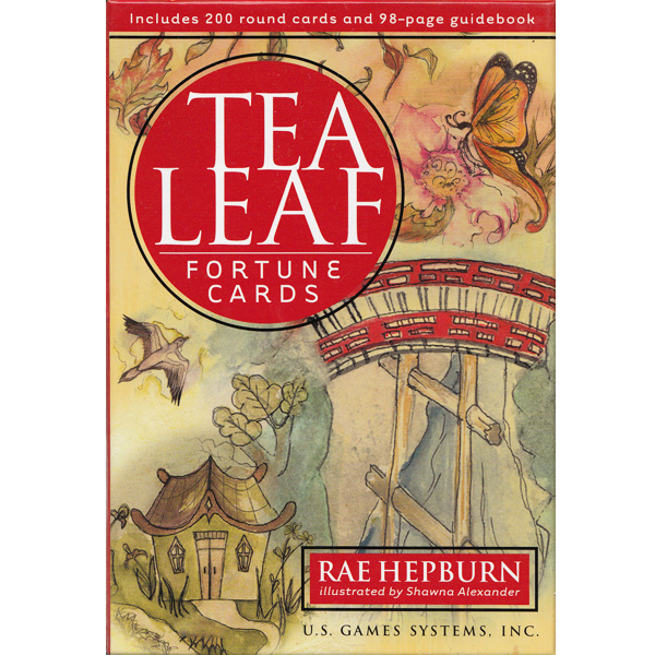 Tea Leaf Fortune Cards 8