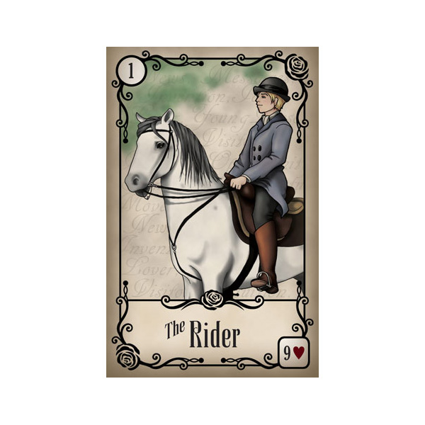 Under the Roses Lenormand 1