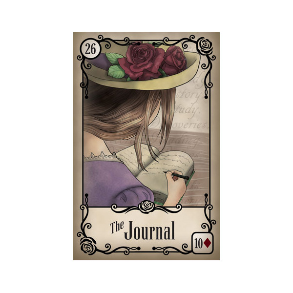 Under the Roses Lenormand 4