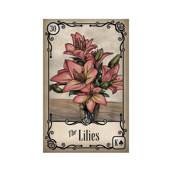 Under the Roses Lenormand 6