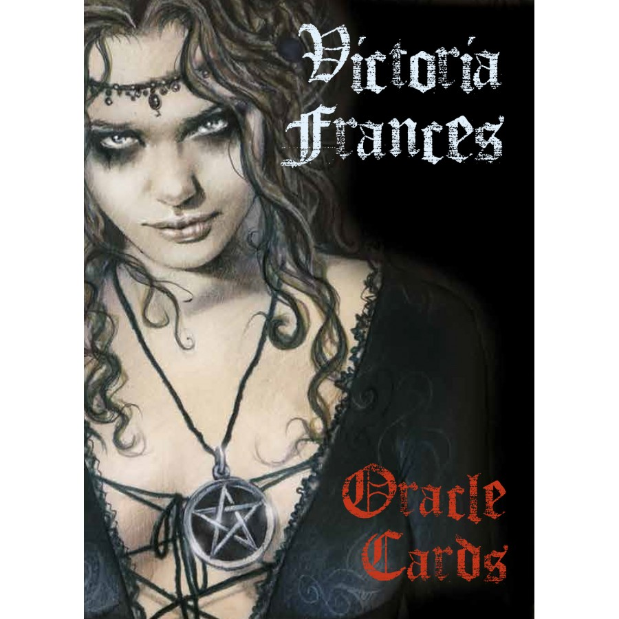 Victoria Frances Gothic Oracle Cards 33