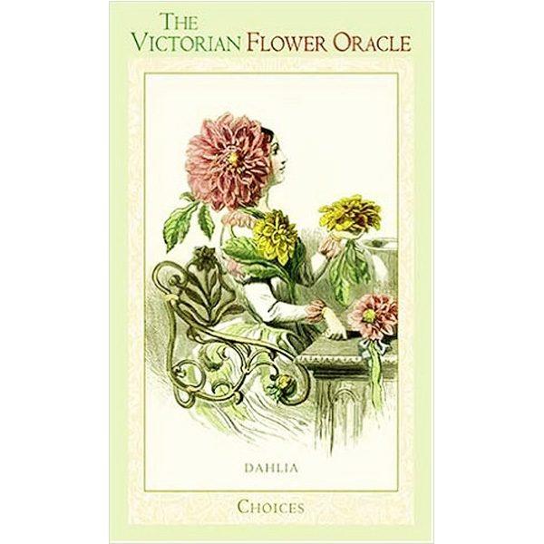 Victorian Flower Oracle Deck