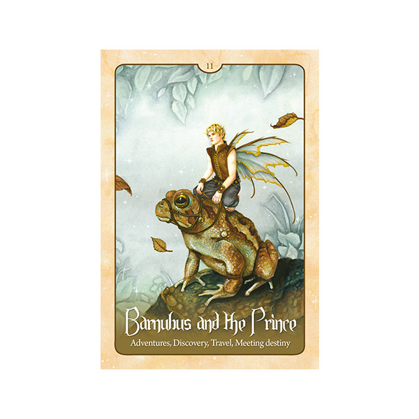 Wild Wisdom of the Faery Oracle 5