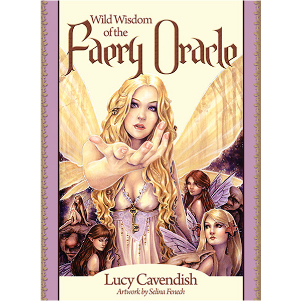 Wild Wisdom of The Faery Oracle 11