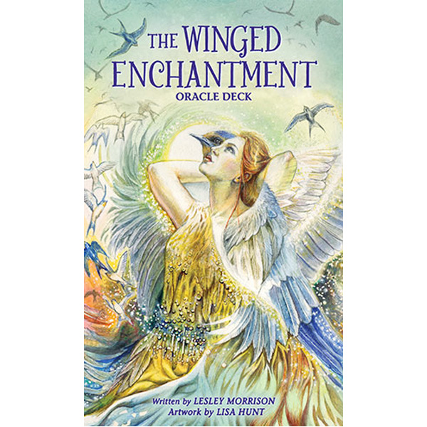 Winged Enchantment Oracle 8