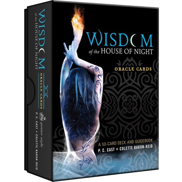 Wisdom Of House Of Night Oracle Cards