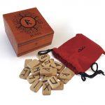 Wooden runes 1
