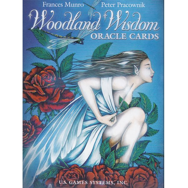 Woodland Wisdom Oracle Cards