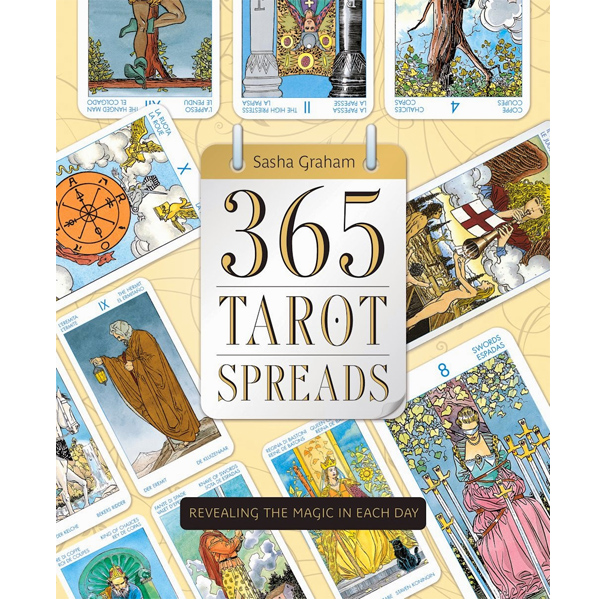 365 Tarot Spreads: Revealing the Magic in Each Day 9