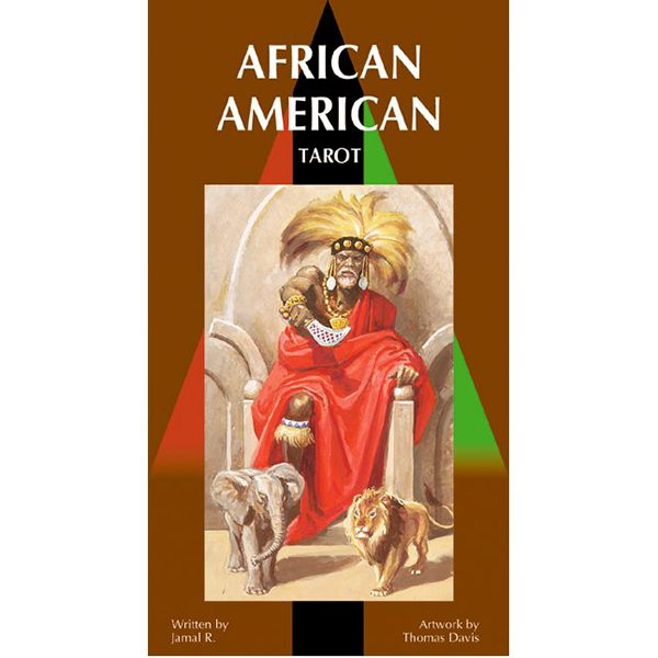 African American Tarot cover