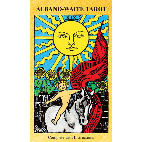 Albano Waite Tarot cover