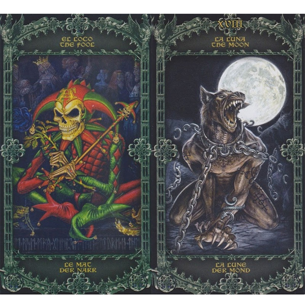 Alchemy 1977 England Tarot 5