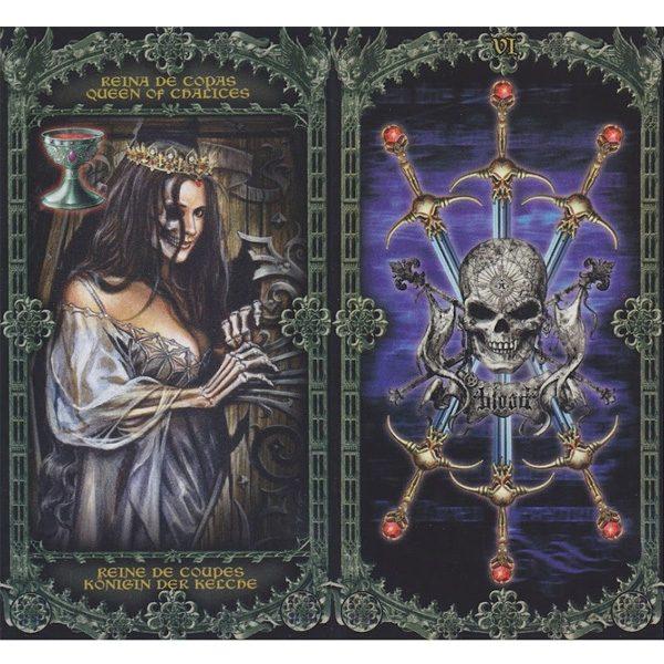 Alchemy 1977 England Tarot 6