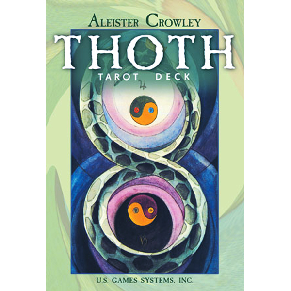 Aleister Crowley Thoth Tarot - Large Edition 1