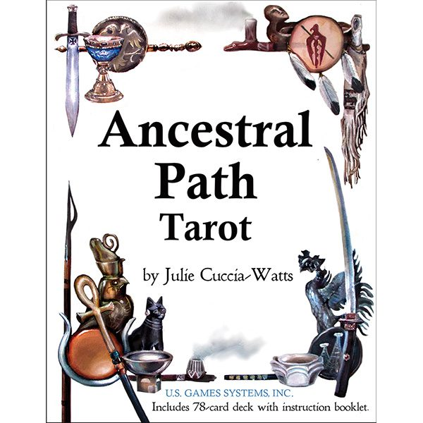 Ancestral Path Tarot 11