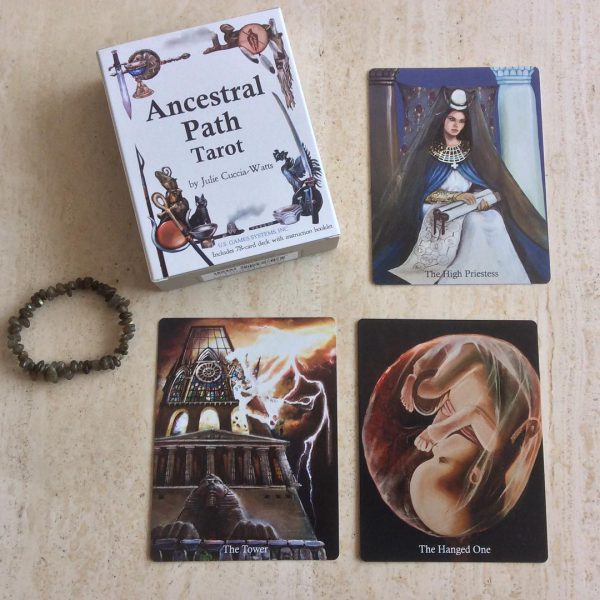 Ancetral Path Tarot 12
