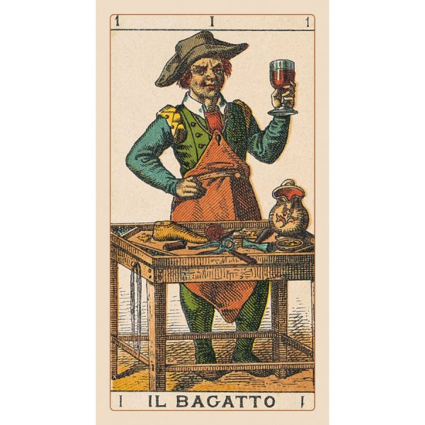 Ancient Italian Tarot 1