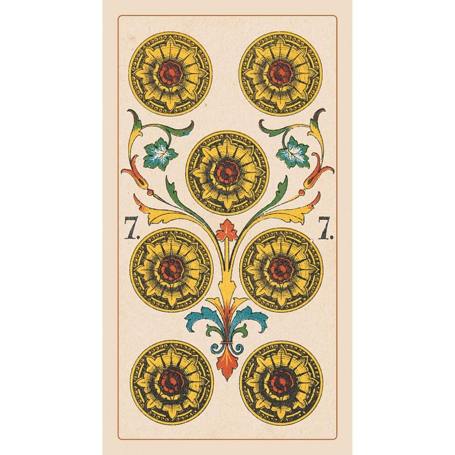 Ancient Italian Tarot 10