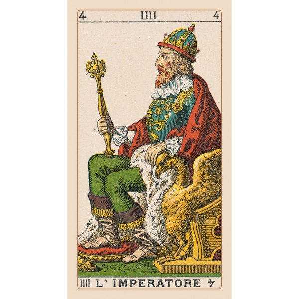 Ancient Italian Tarot 3