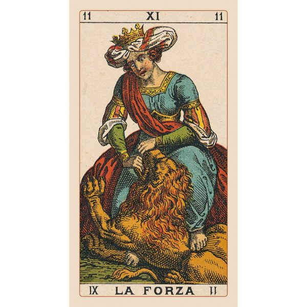 Ancient Italian Tarot 4