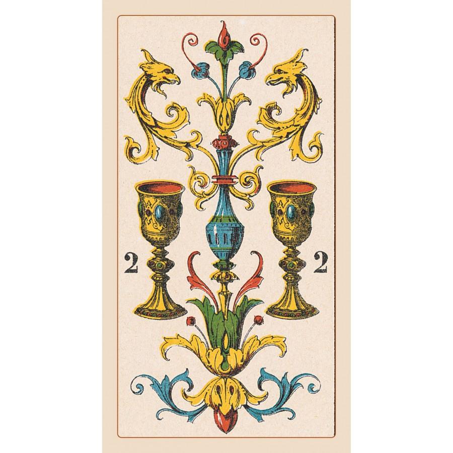 Ancient Italian Tarot 8