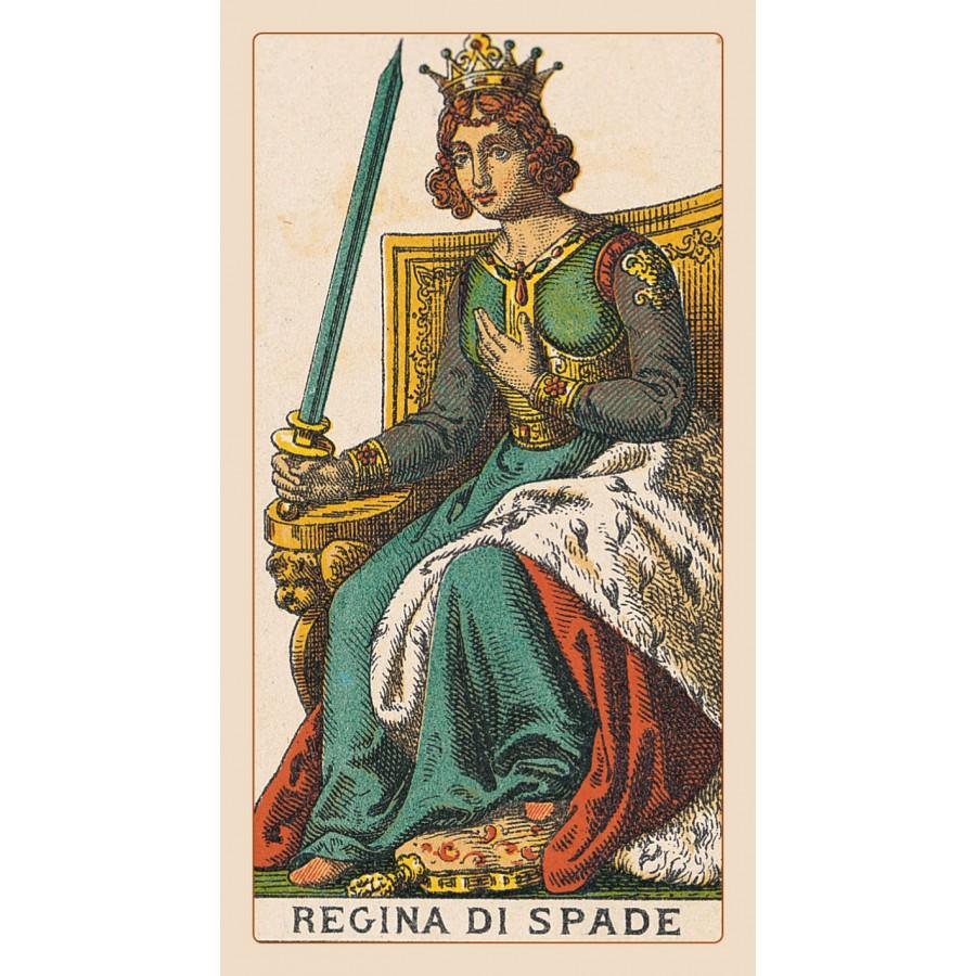 Ancient Italian Tarot 9