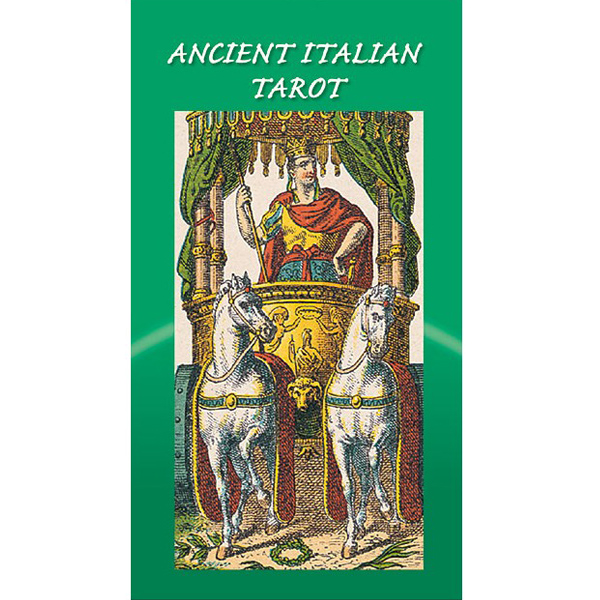 Ancient Italian Tarot cover