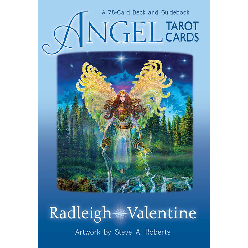 Angel Tarot 17