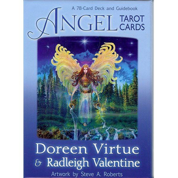 Angel Tarot cover