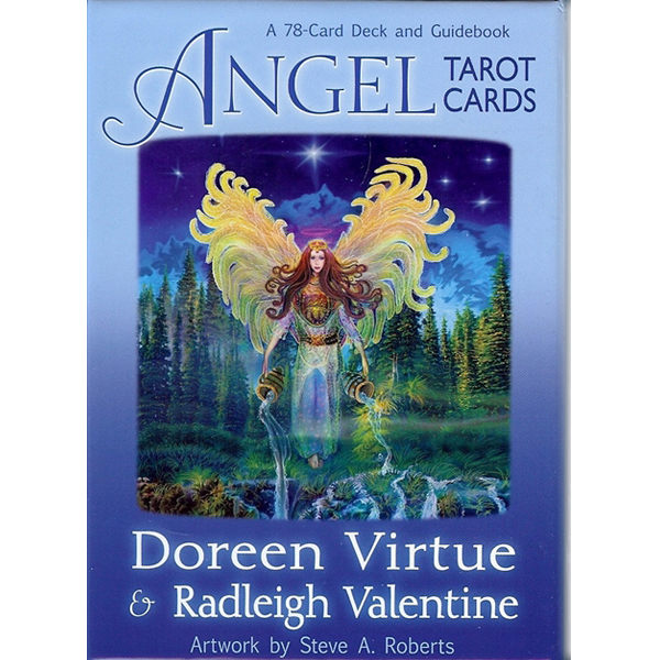 Angel Tarot cover