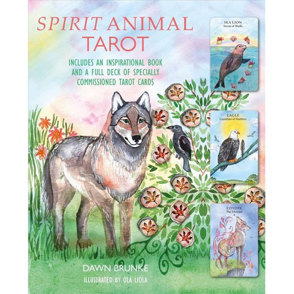 Animal Wisdom Tarot 5 cover