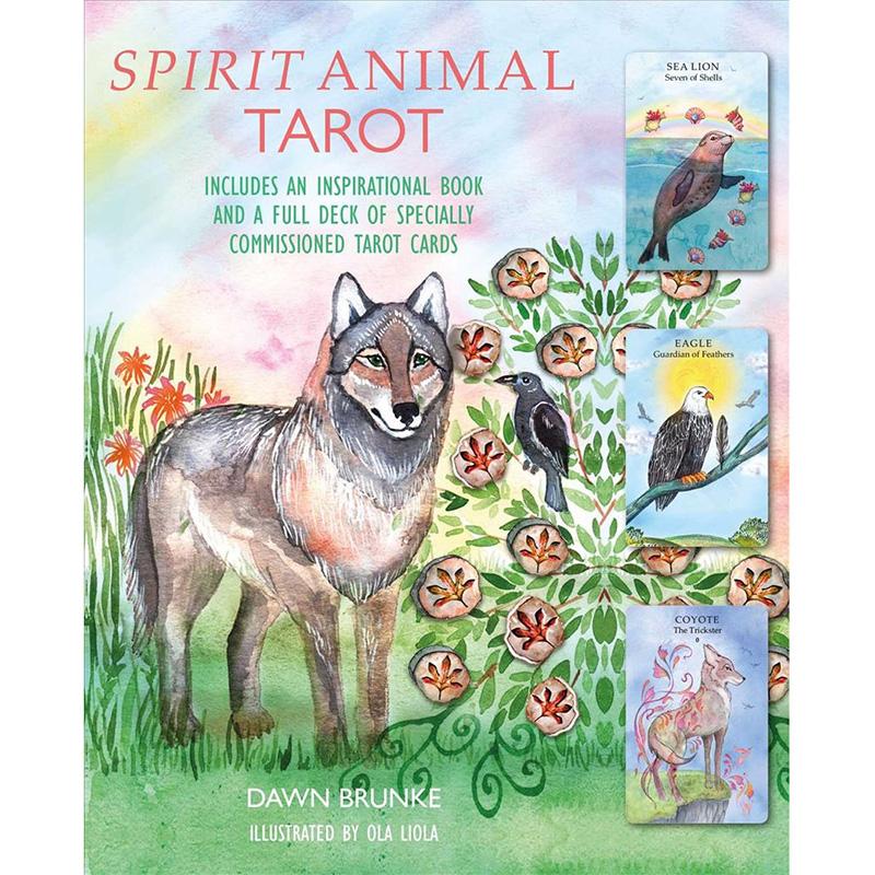 Spirit Animal Tarot (Animal Wisdom Tarot) 5