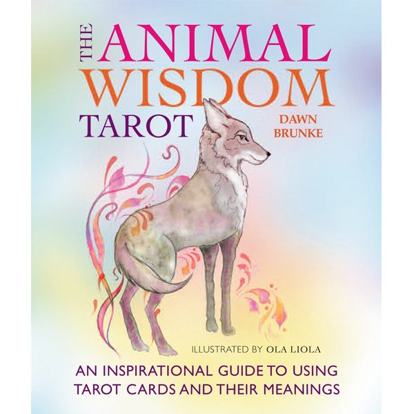 Animal Wisdom Tarot cover