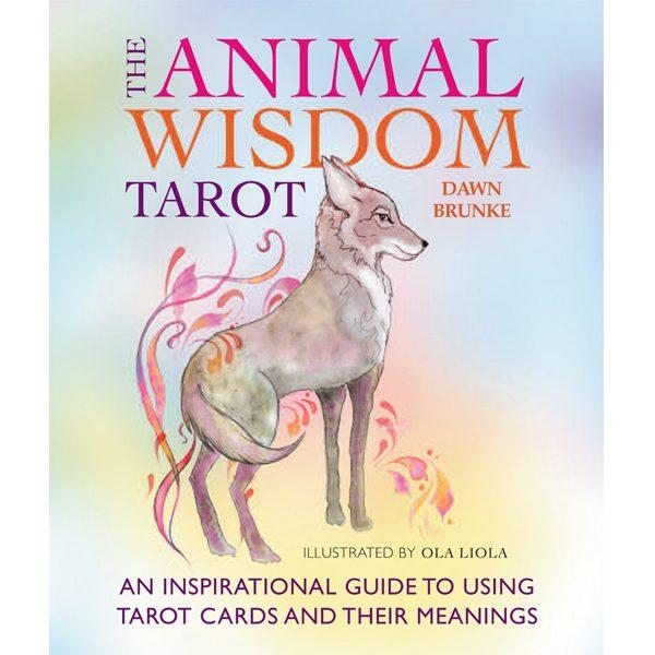 Animal Wisdom Tarot cover