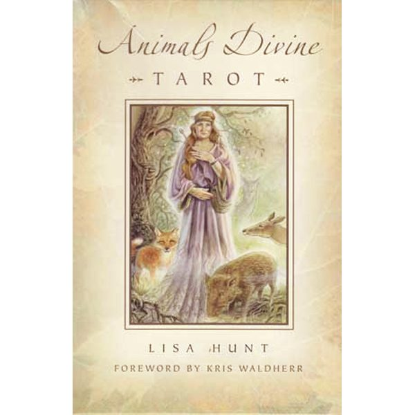 Animals Divine Tarot cover