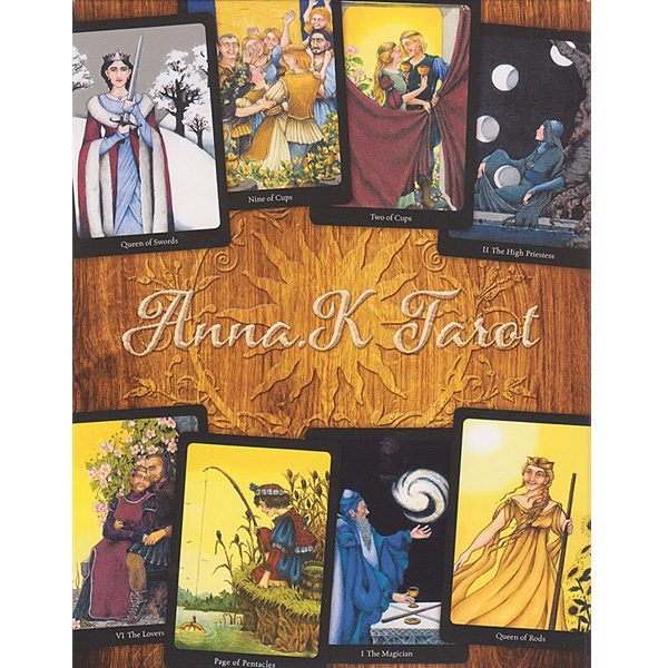 Anna.K Tarot cover